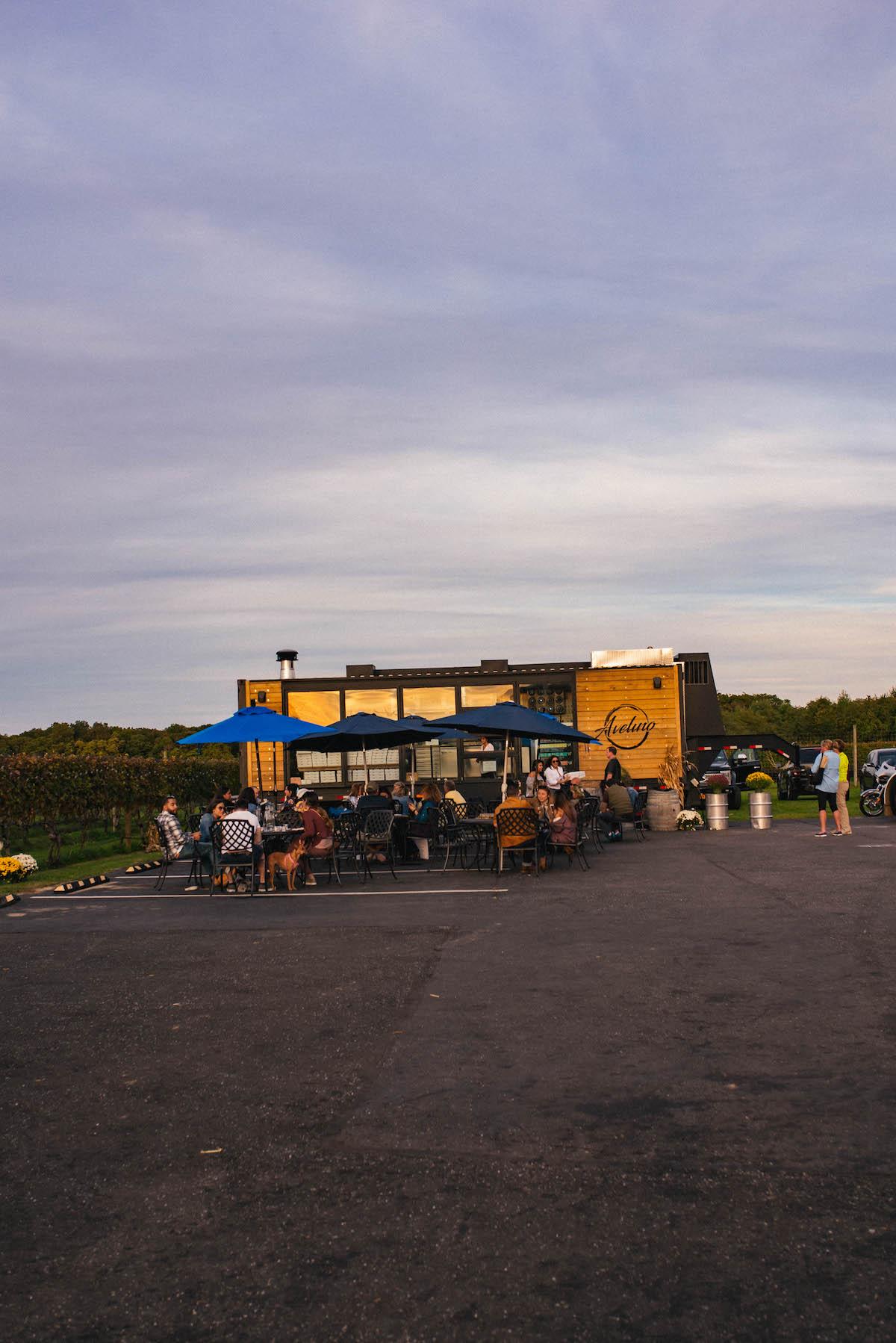 Macari Vineyards Long Island