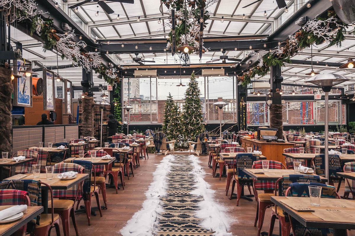 Baita at Eataly Holiday Rooftop | New York City Holiday Guide