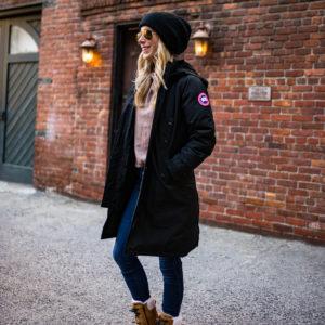 Canada Goose Womens Kensington Parka