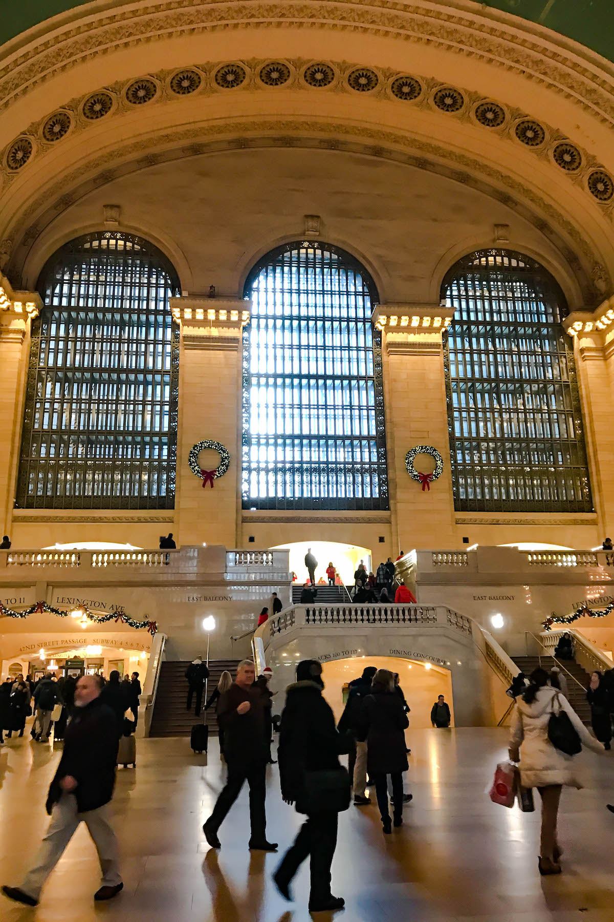 Grand Central Terminal Christmas Decorations | New York City Holiday Guide