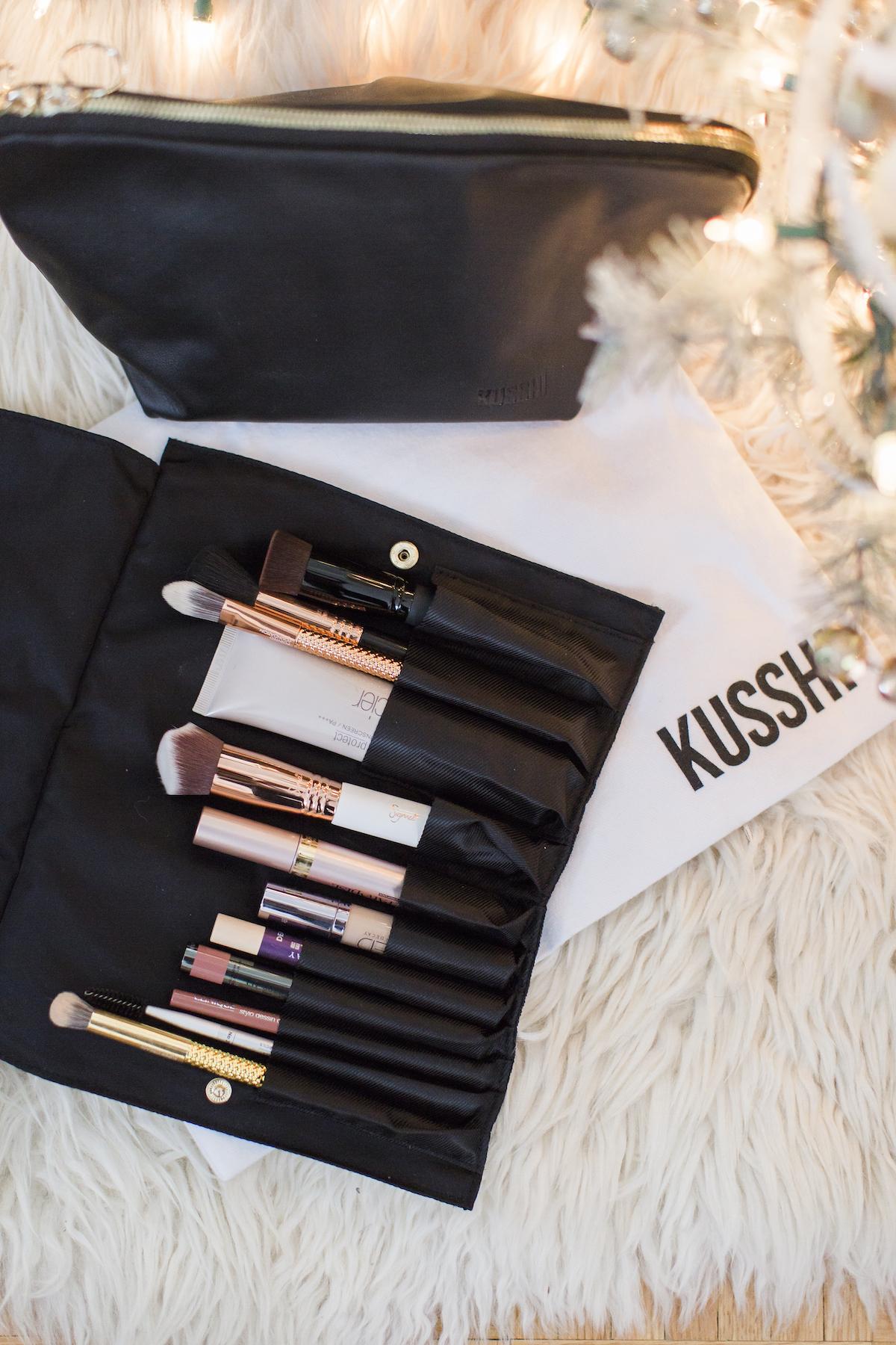 Kusshi Makeup Bag