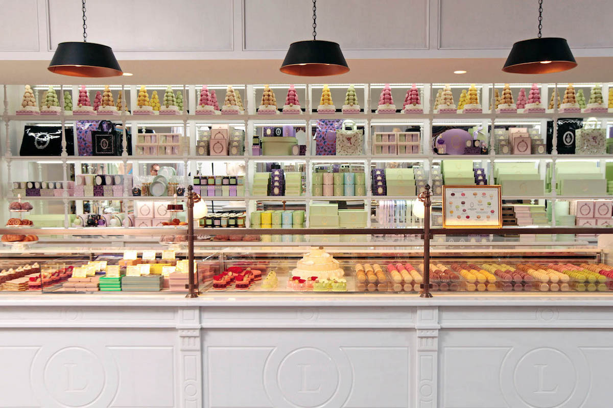 Laduree Store New York | New York City Holiday Guide