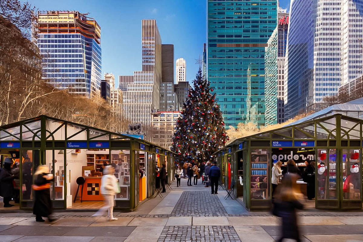 New York City Christmas Market | New York City Holiday Guide