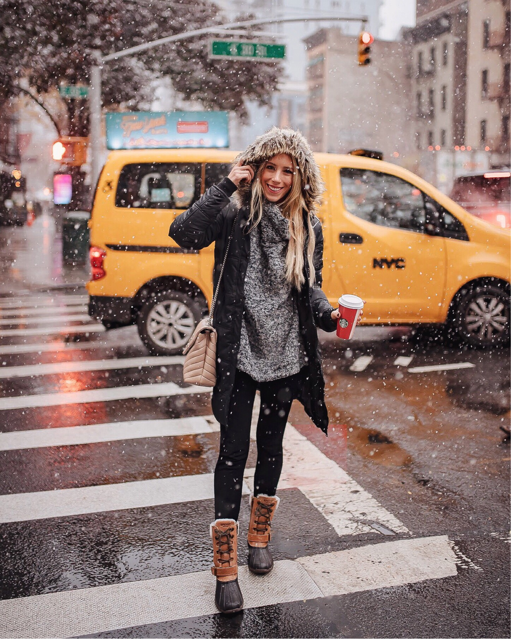 What To Wear To New York City In The Winter