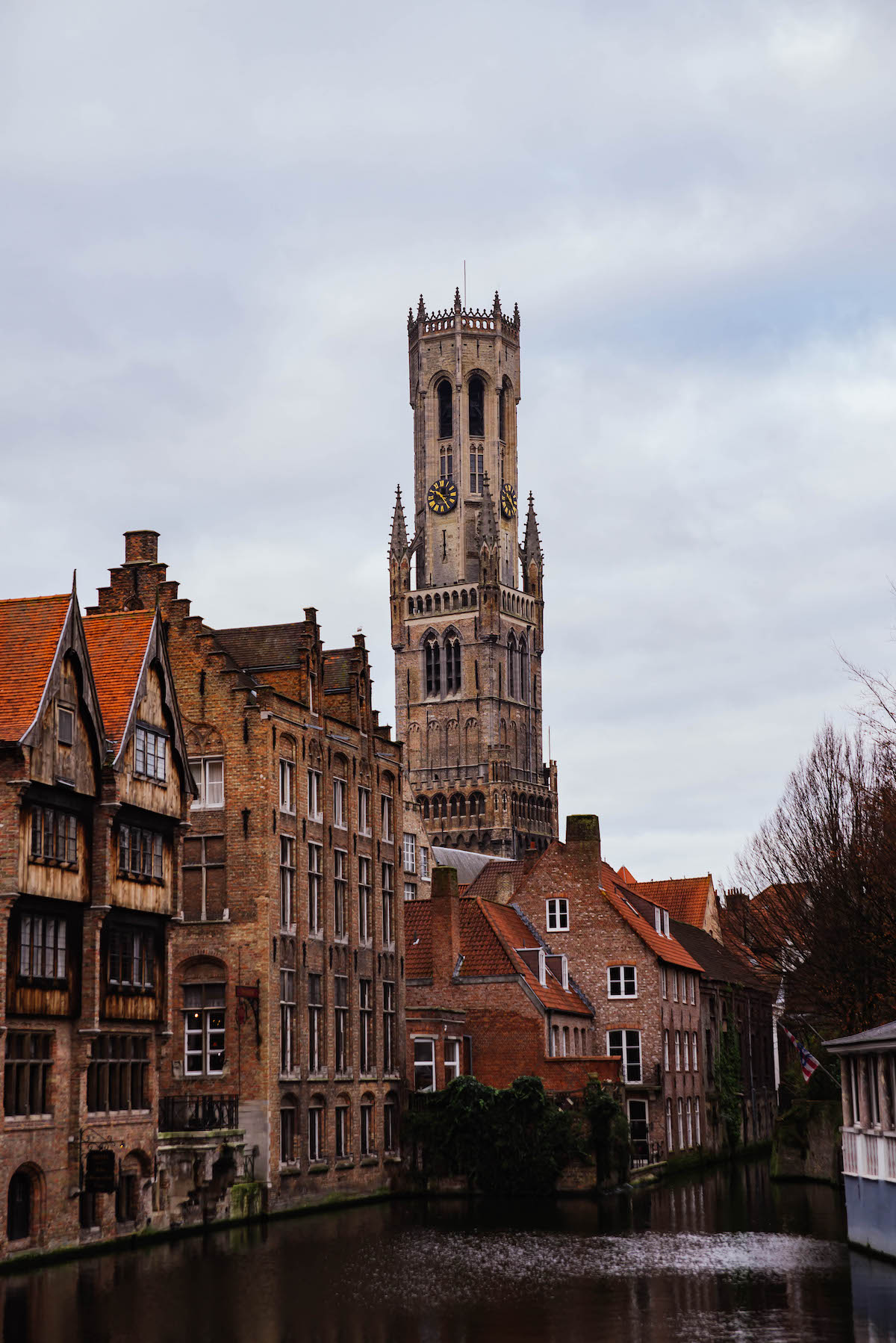 Belfry of Bruges Bell Tower