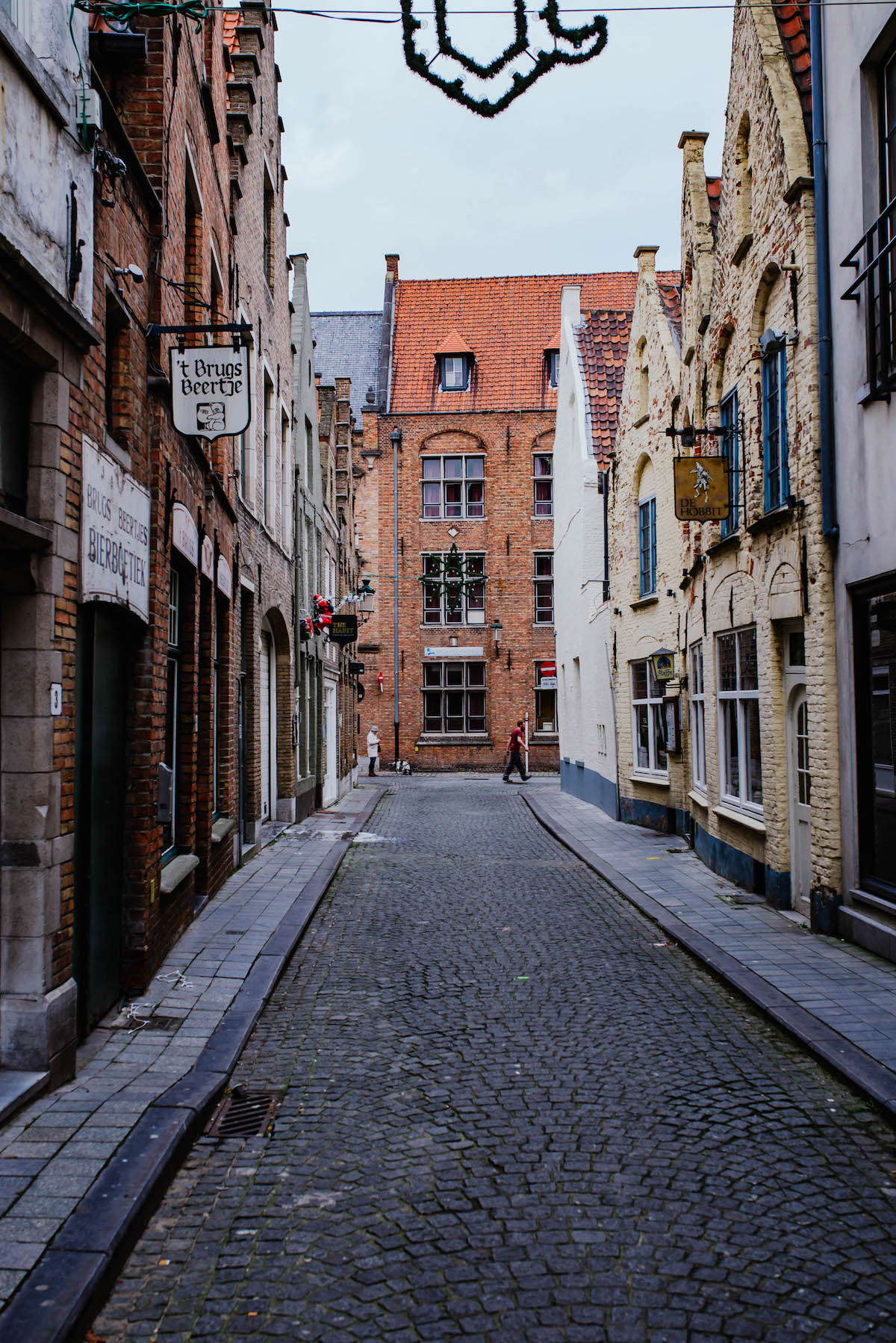 Bruges Belgium Shops