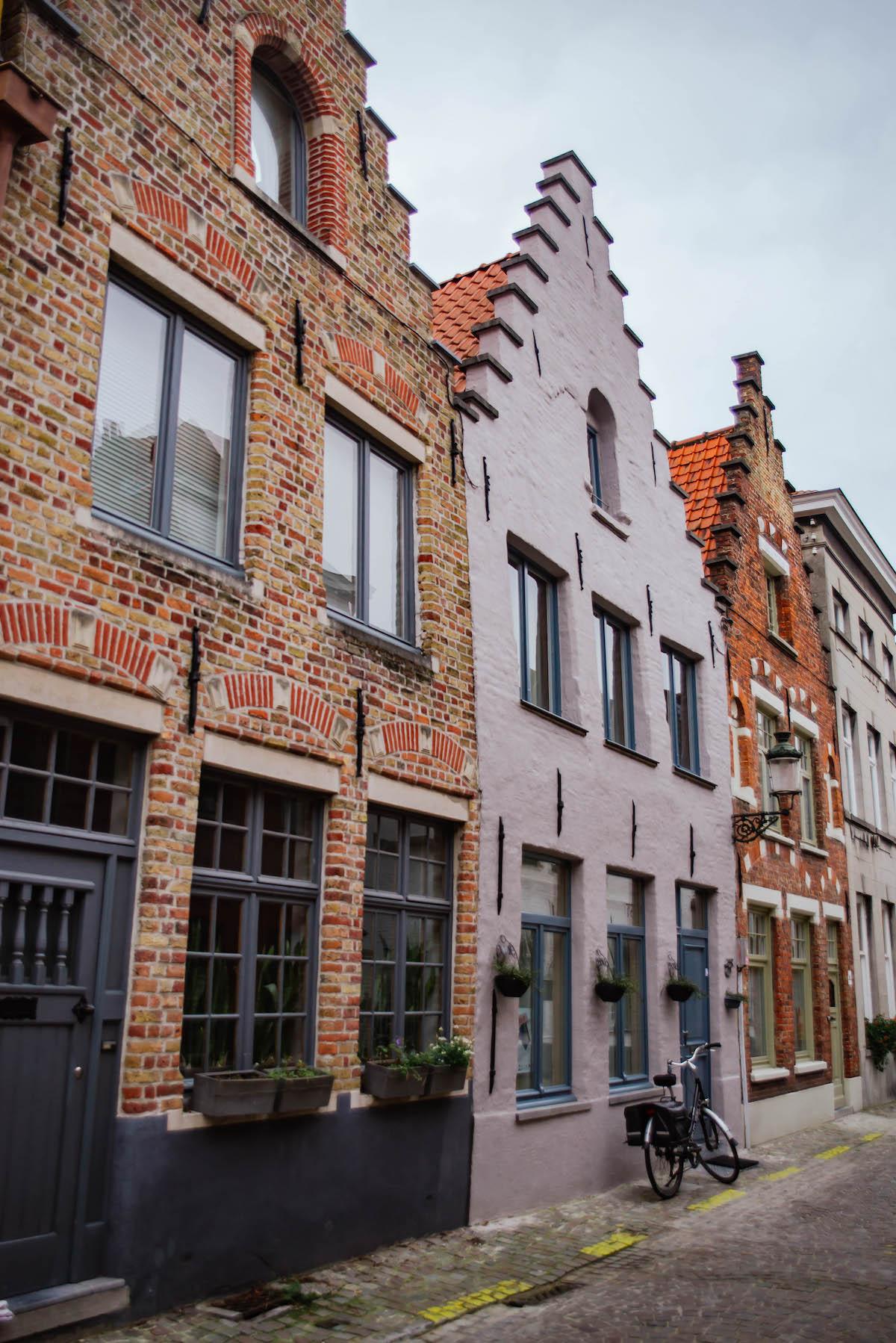 Bruges Canal Homes
