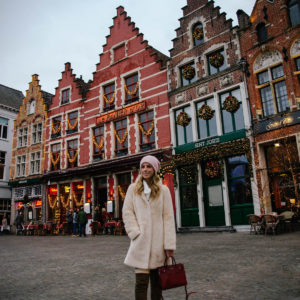 Bruges Christmas Decorations