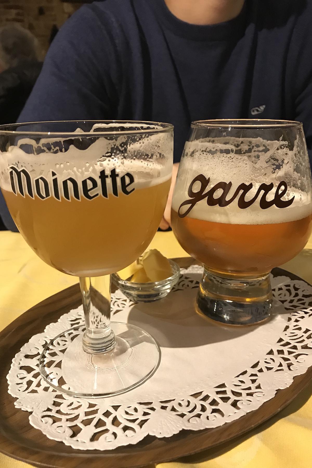 De Garre Bruges Belgium
