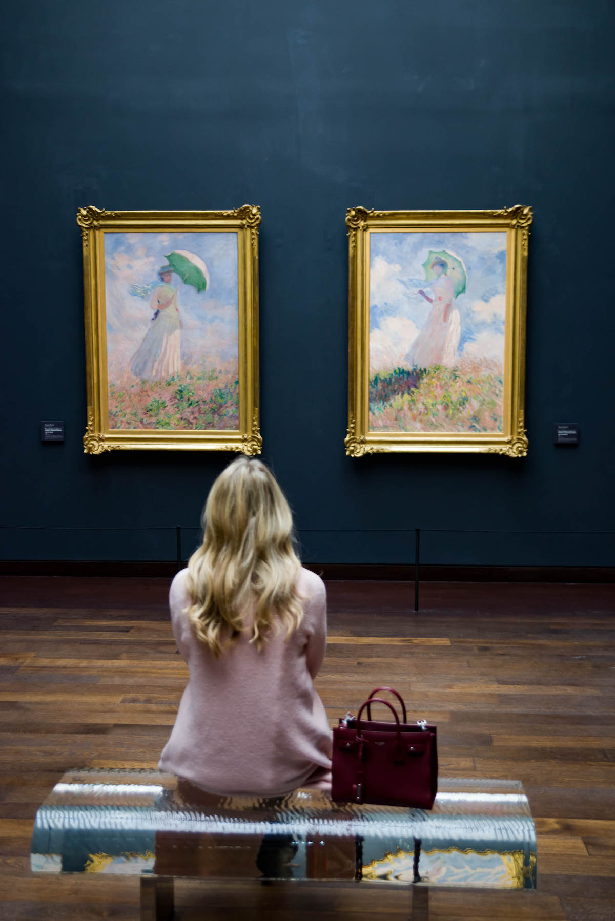 Impressionist Gallery Musee D'Orsay Paris