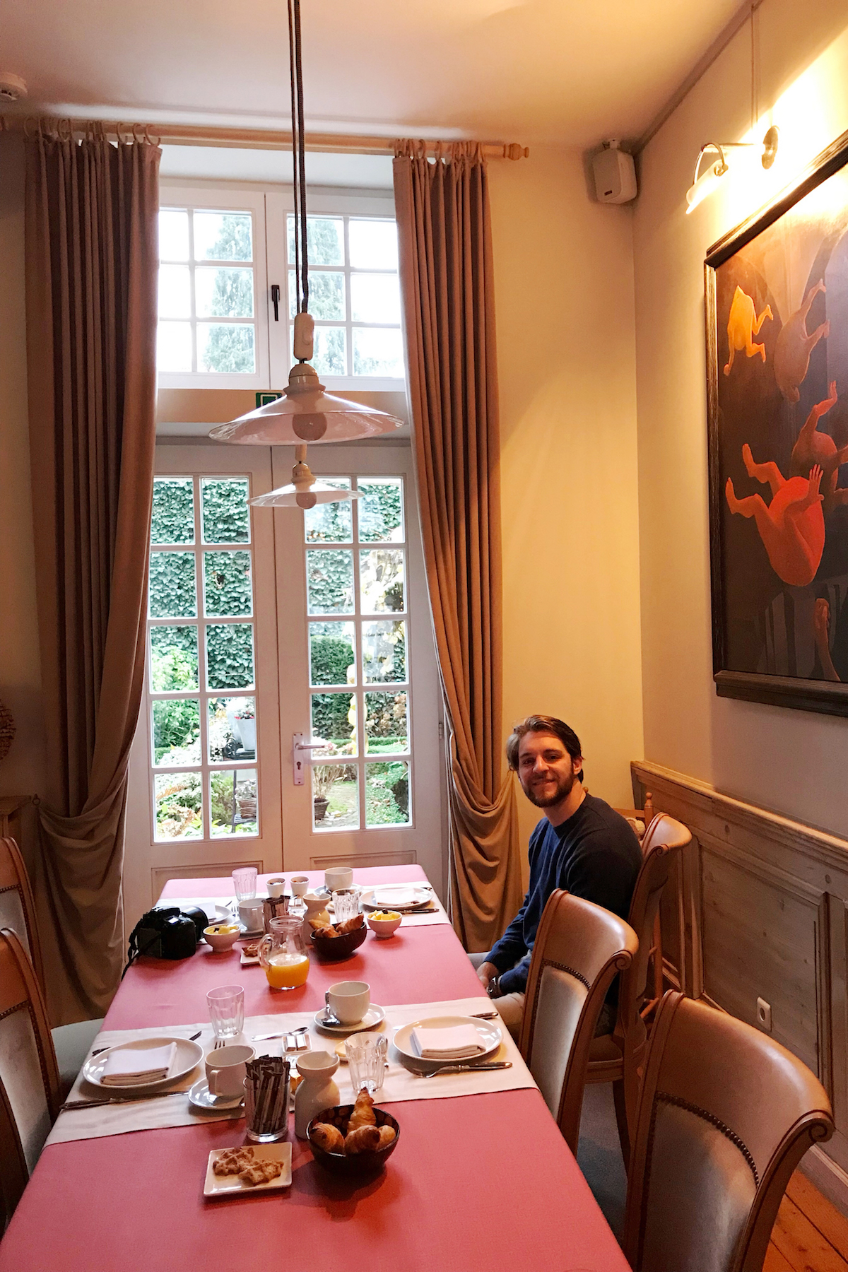 Number 11 Exclusive Guesthouse Bruges Belgium