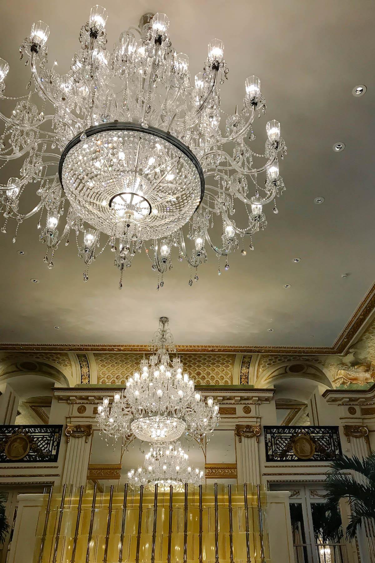 Peninsula Paris Hotel Le Lobby