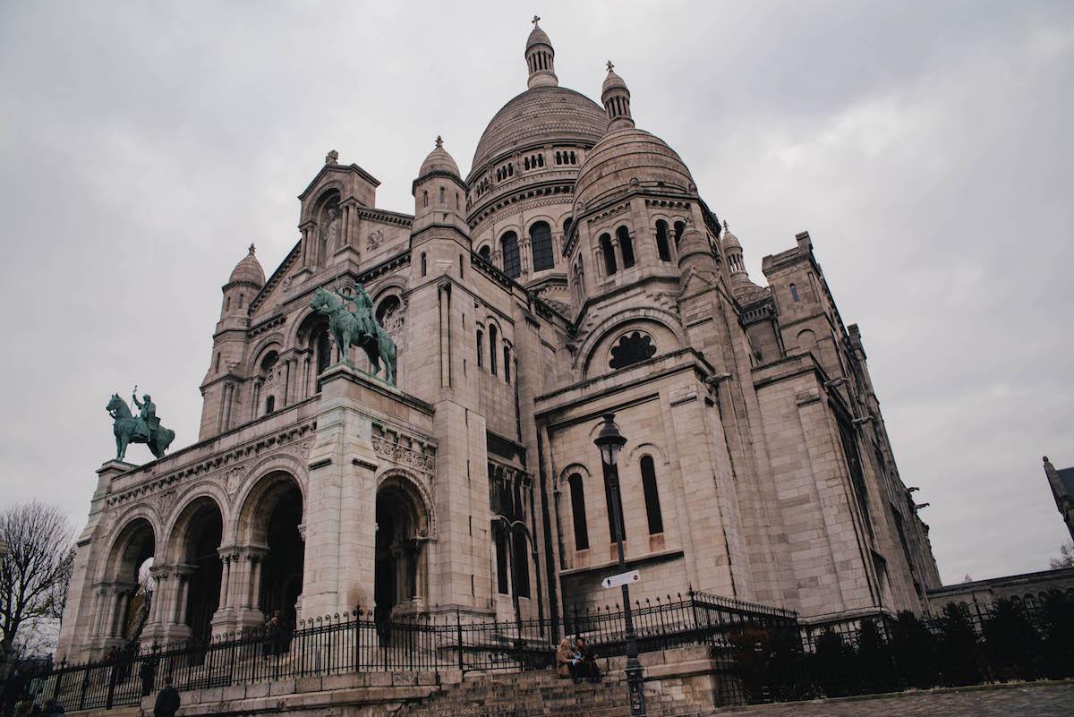 Sacré Cœur Basilica Paris