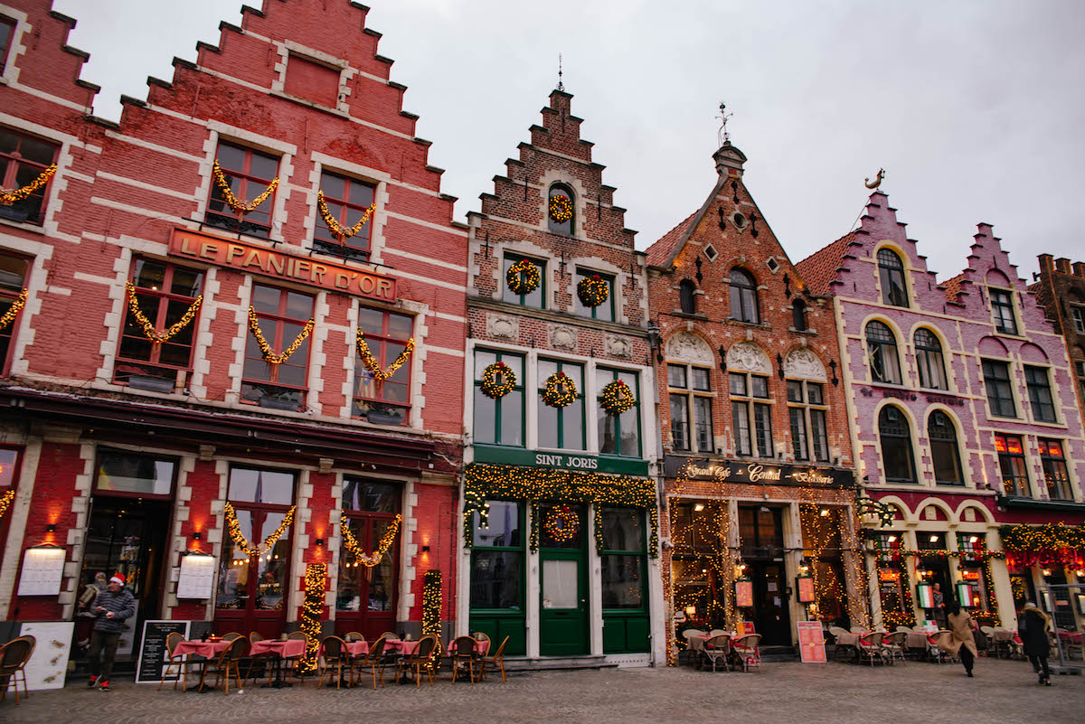 Bruges Christmas Market.Travel Guide Bruges Belgium December Itinerary Katie S Bliss