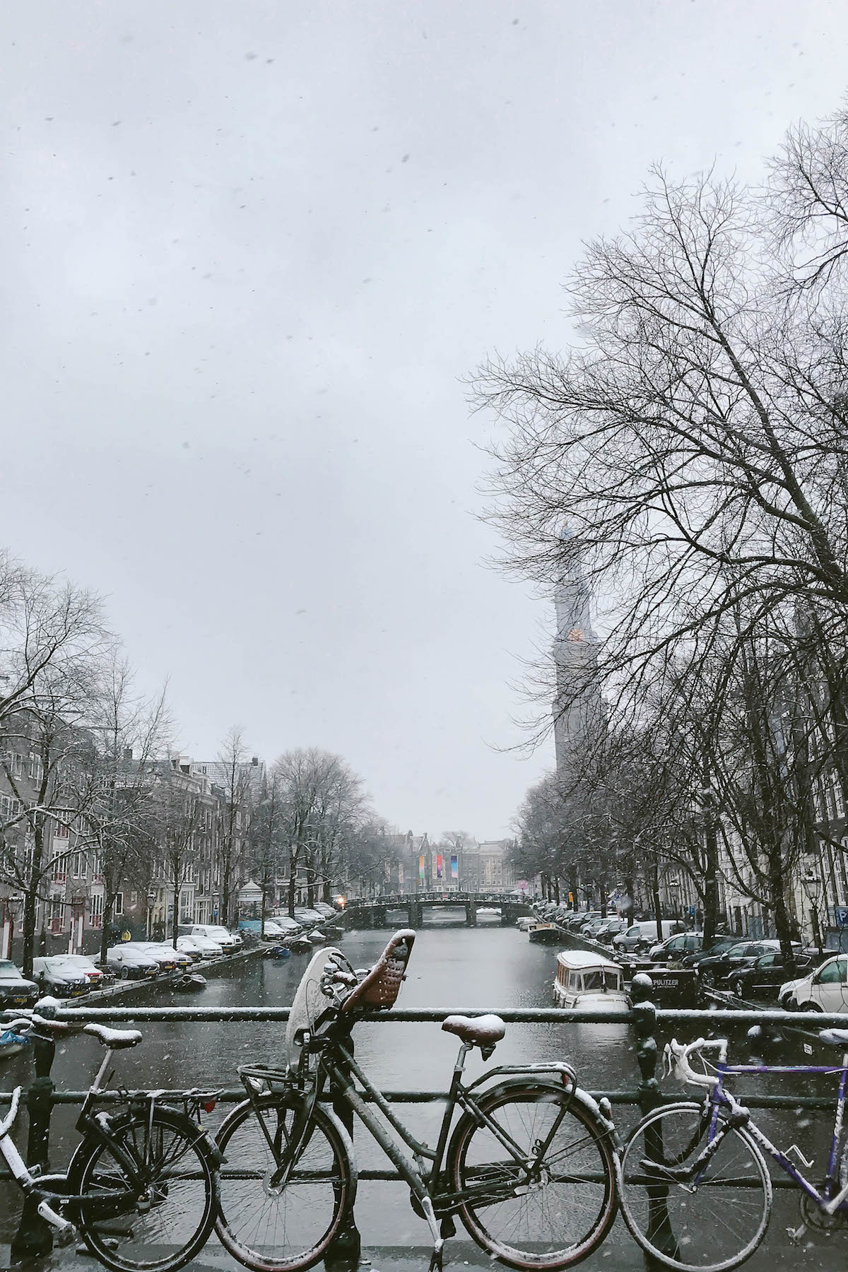 Amsterdam Blizzard