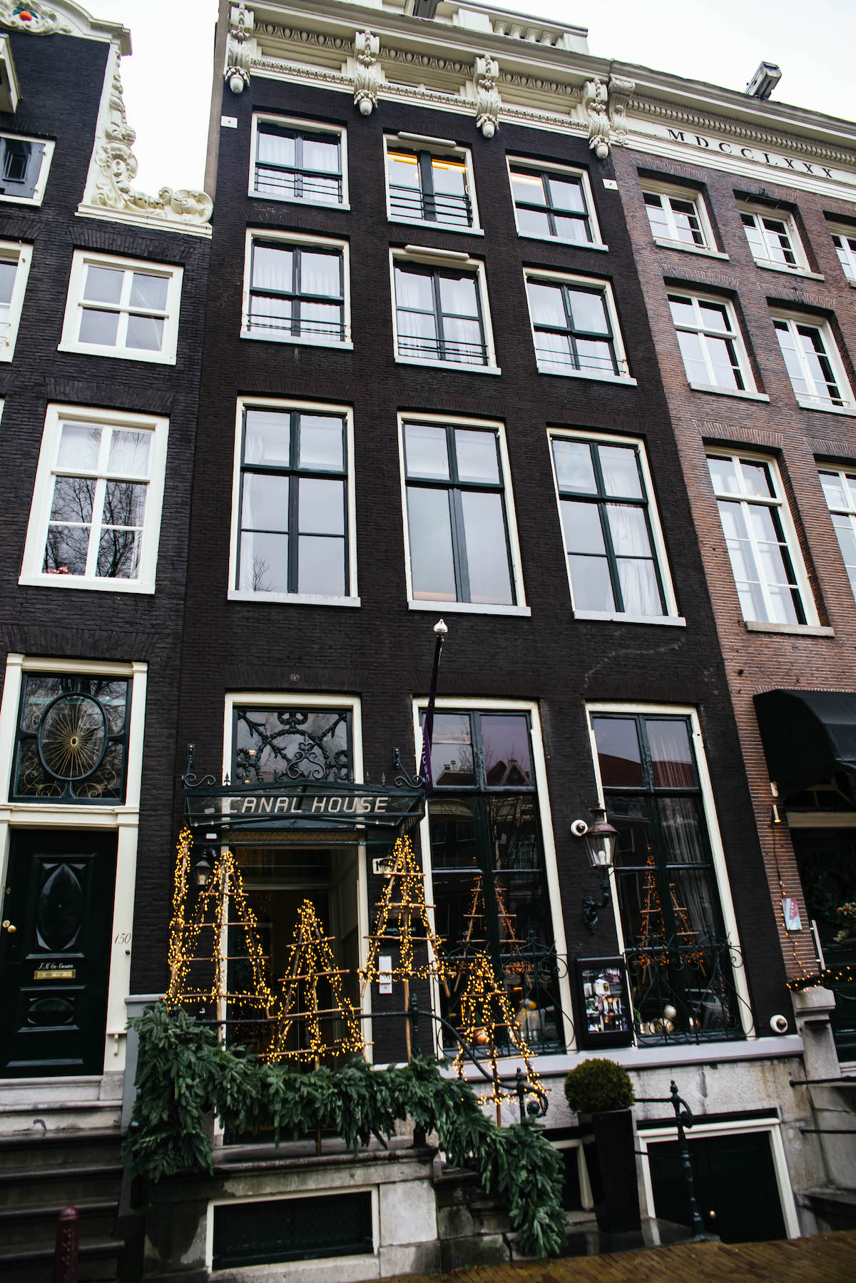 The Canal House Hotel Amsterdam