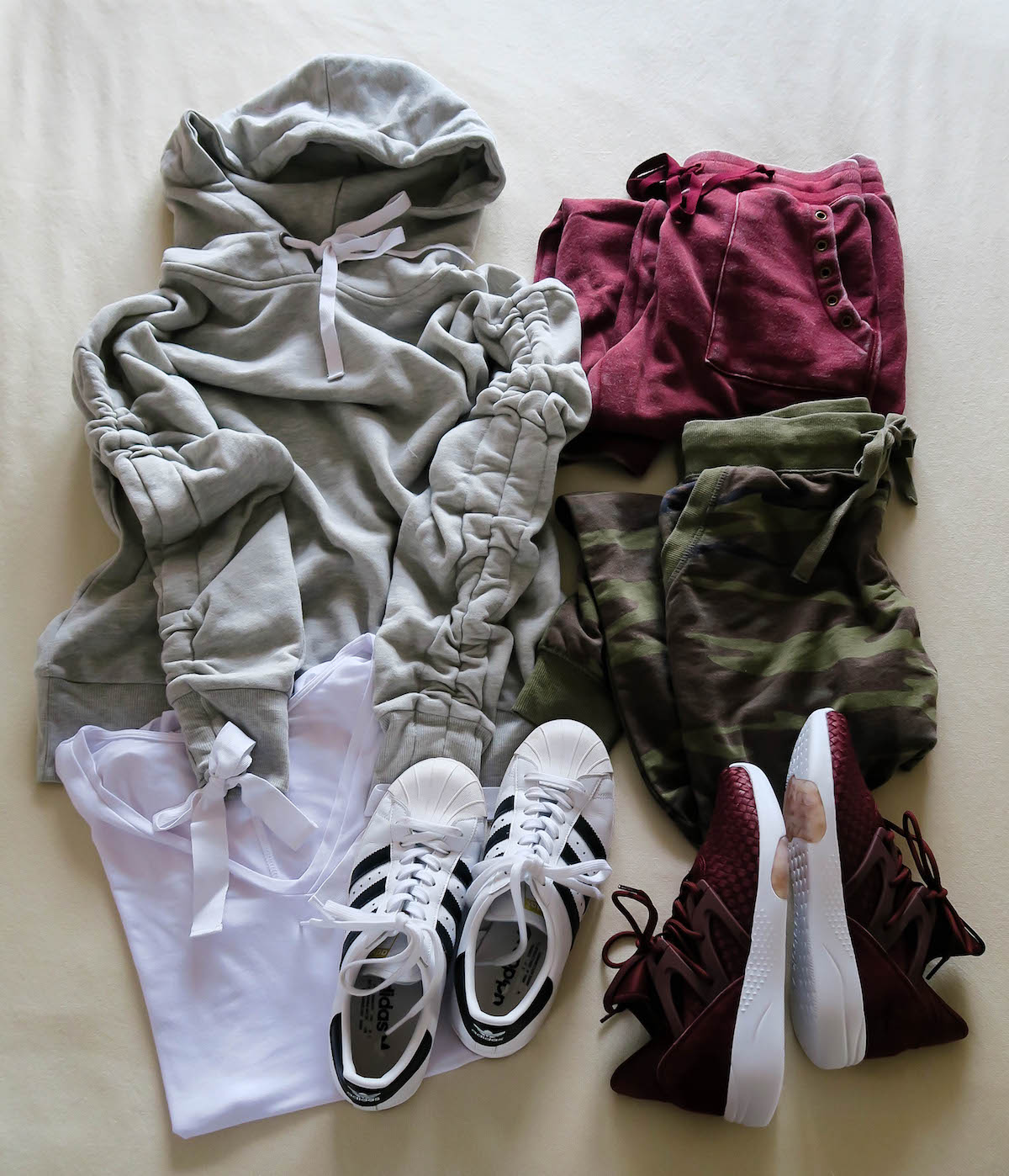 Jogger Pants Adidas Sneakers