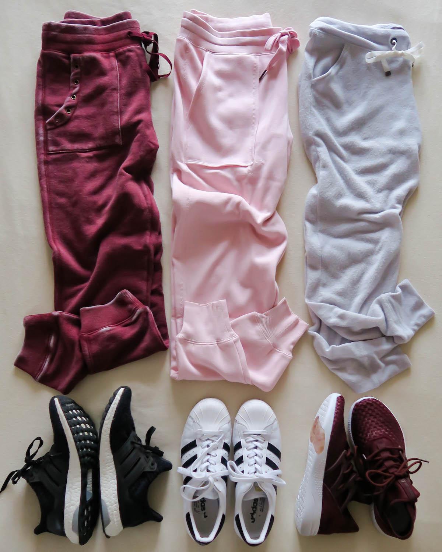 f4b26a091b8 My Favorite Loungewear & Sneaker Pairings | Katie's Bliss | Bloglovin'