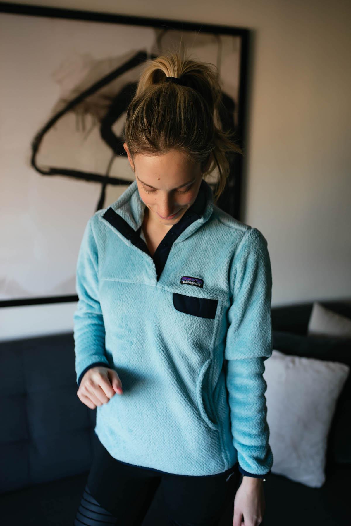 Patagonia ReTool Snap T Fleece Pullover
