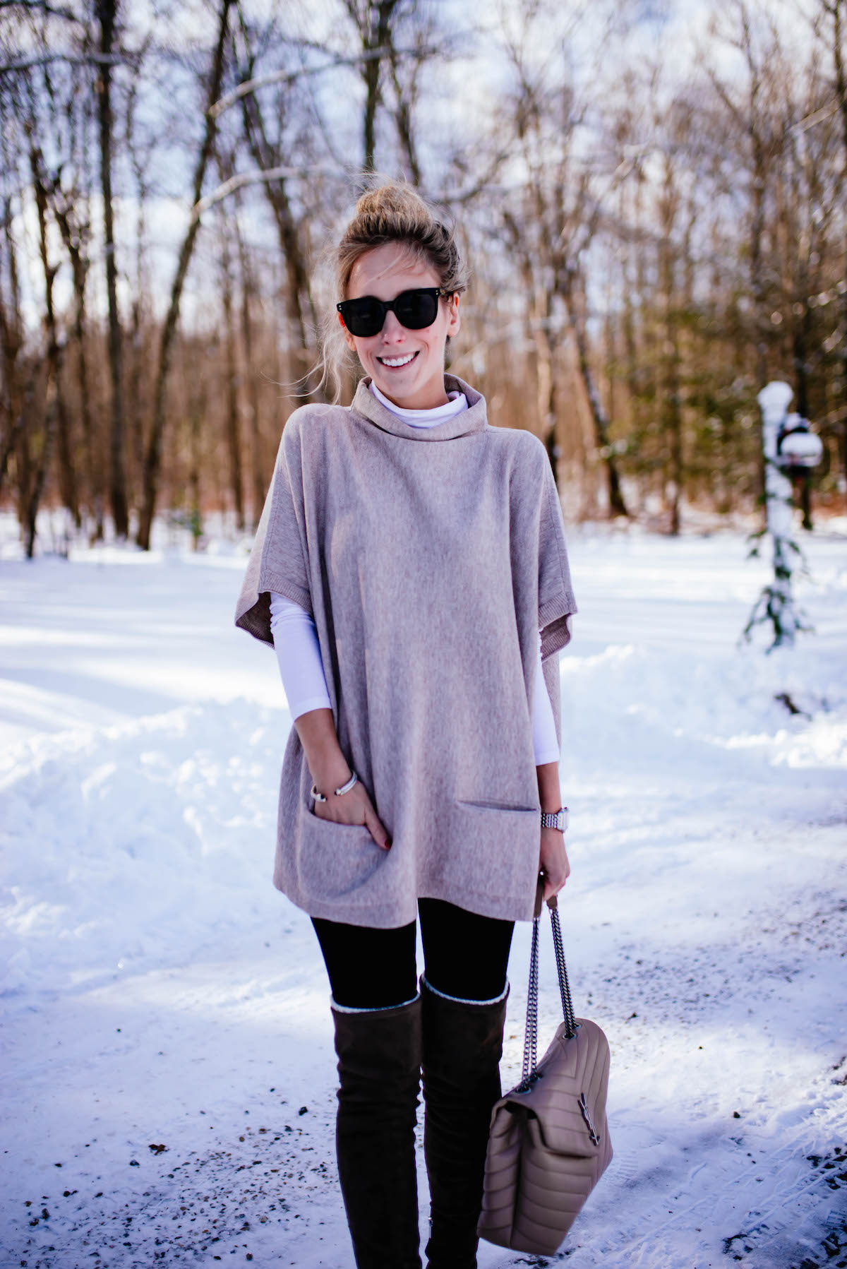 Pocket Pullover Sweater