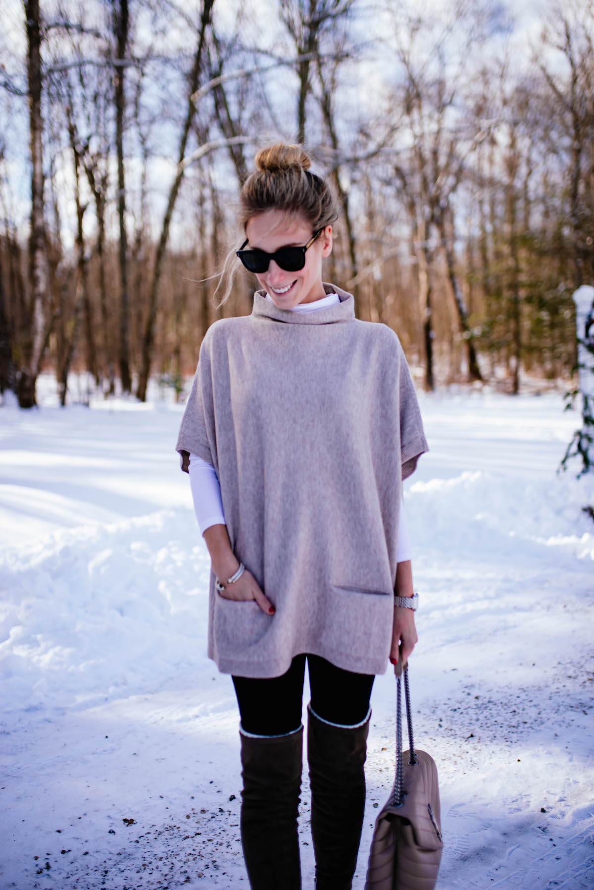 Pocket Pullover Sweater