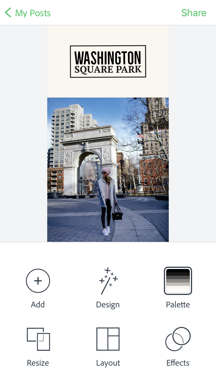App photos resize instagram for to