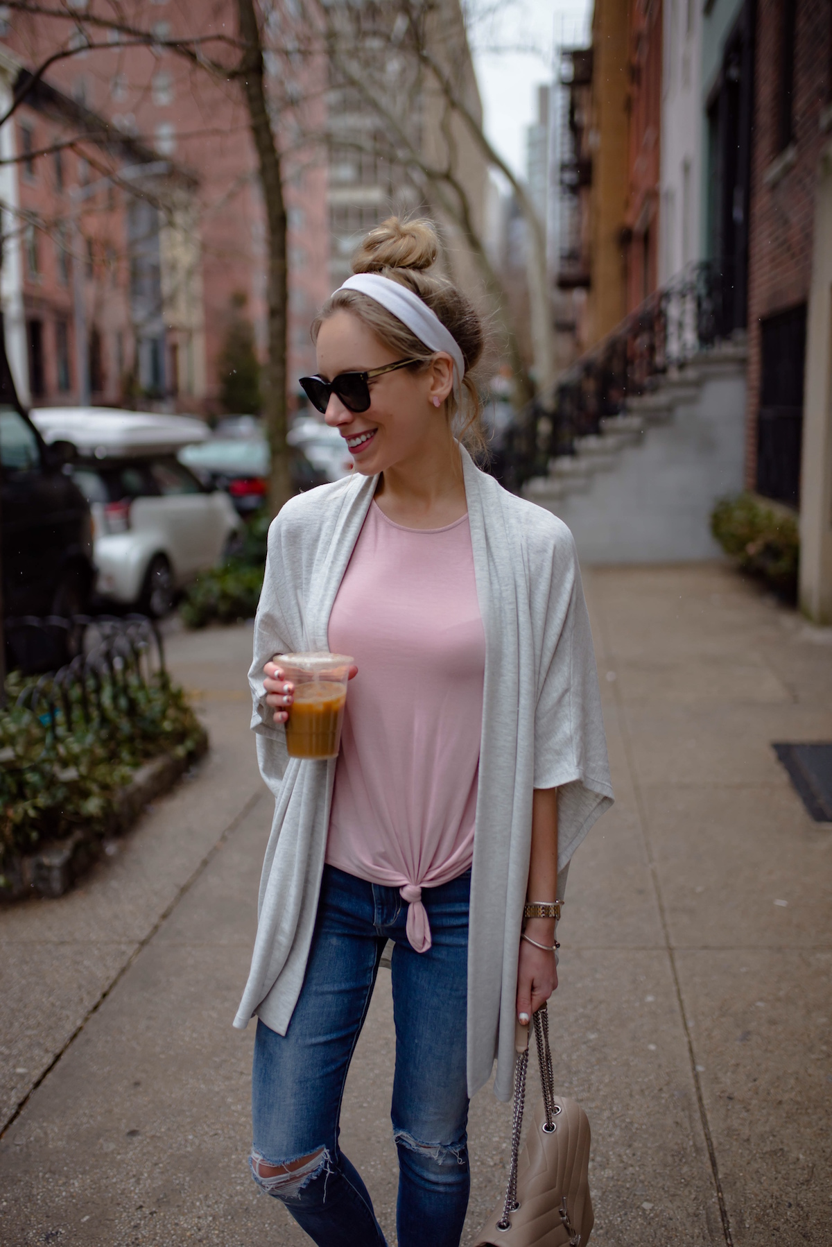 Pink Knot T-Shirt