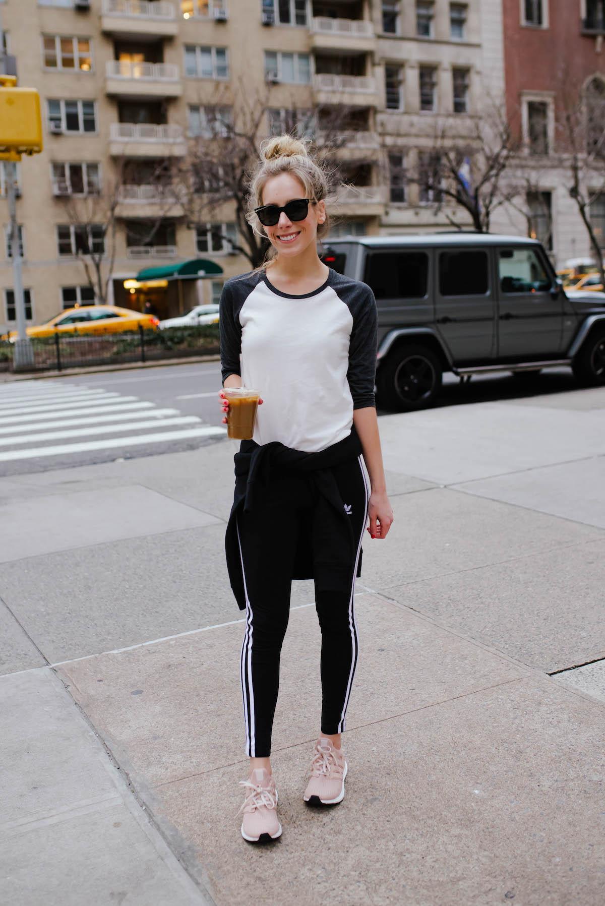 Adidas 3-Stripe Tights