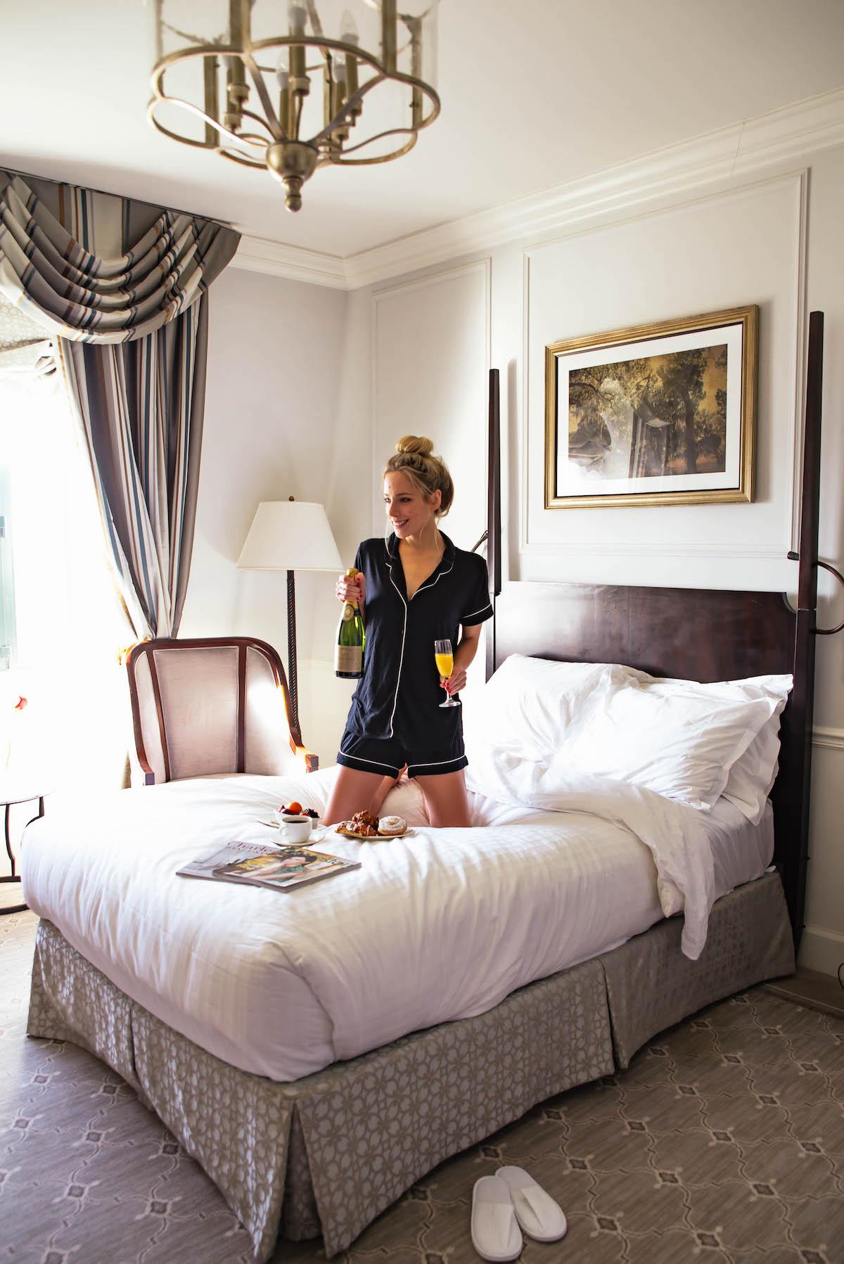 Belmond Charleston Place Hotel Room