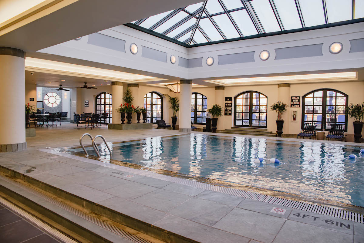 Belmond Charleston Place Pool