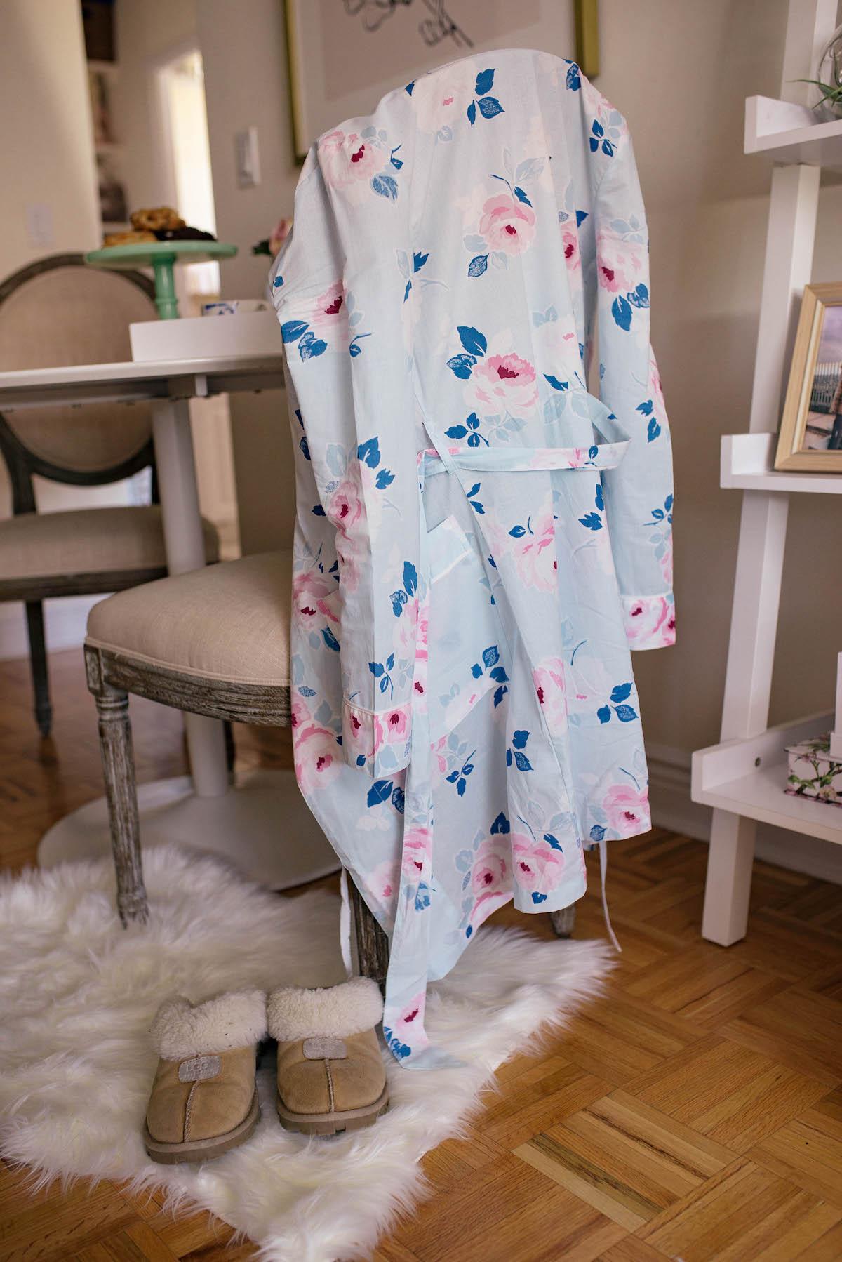 Cath Kidston Floral Robe