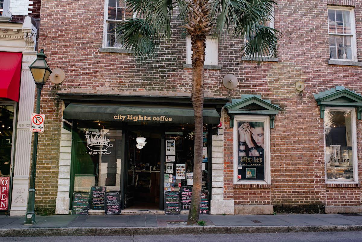 City Lights Coffee Charleston