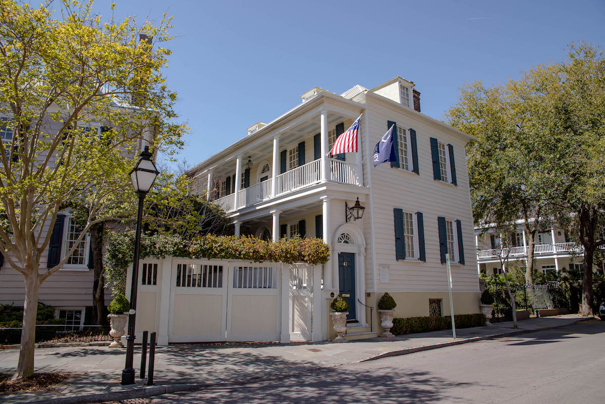 Downtown Charleston Homes