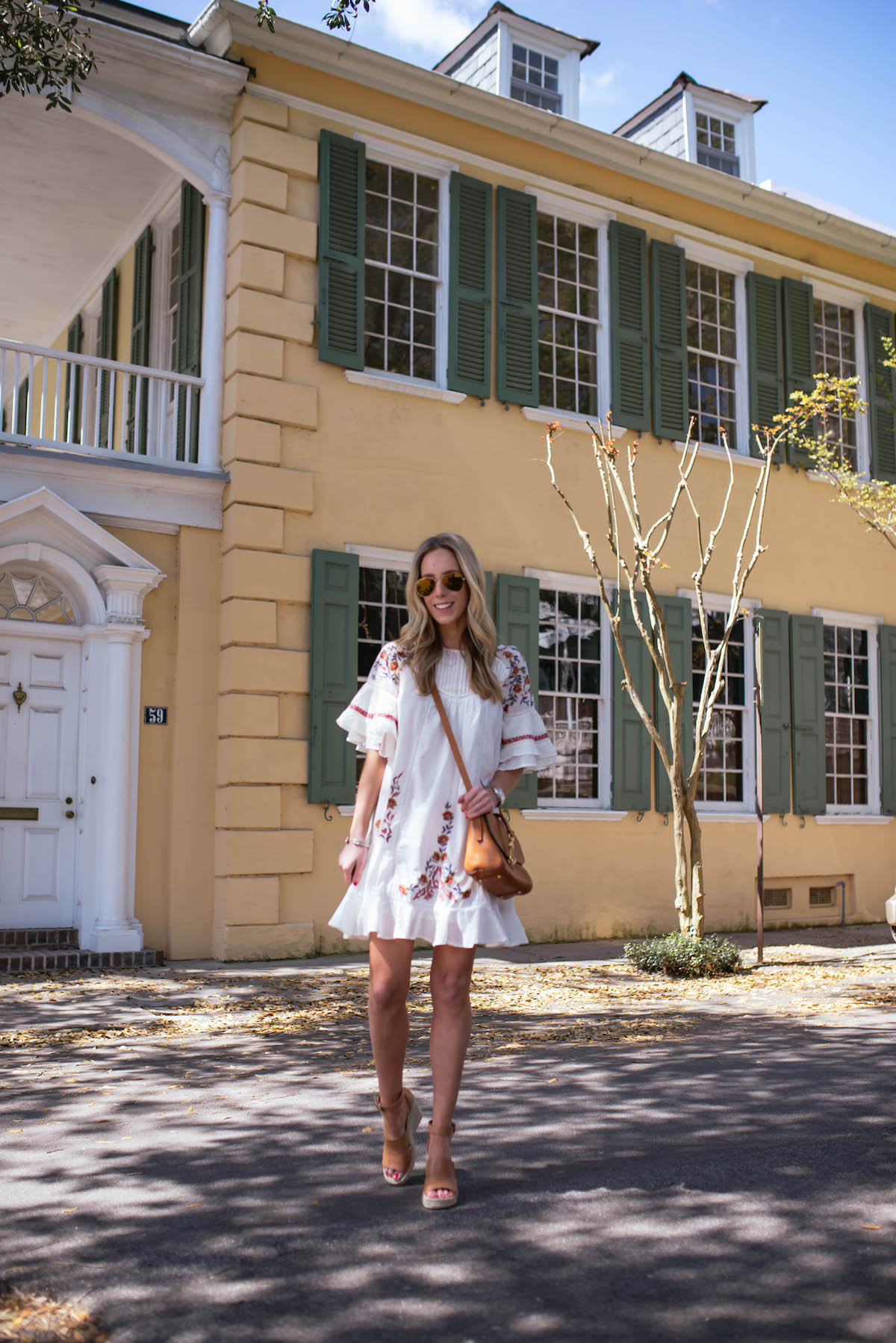 Free People Pavlo Babydoll Dress