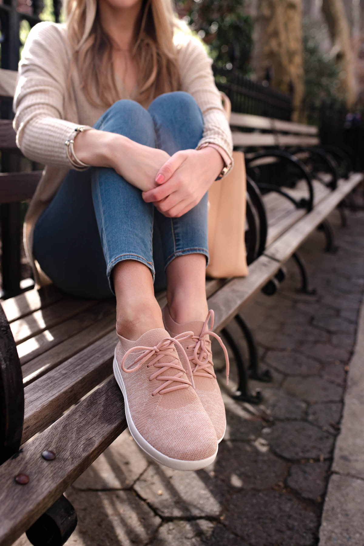 Stylish Sneakers Made For Walking