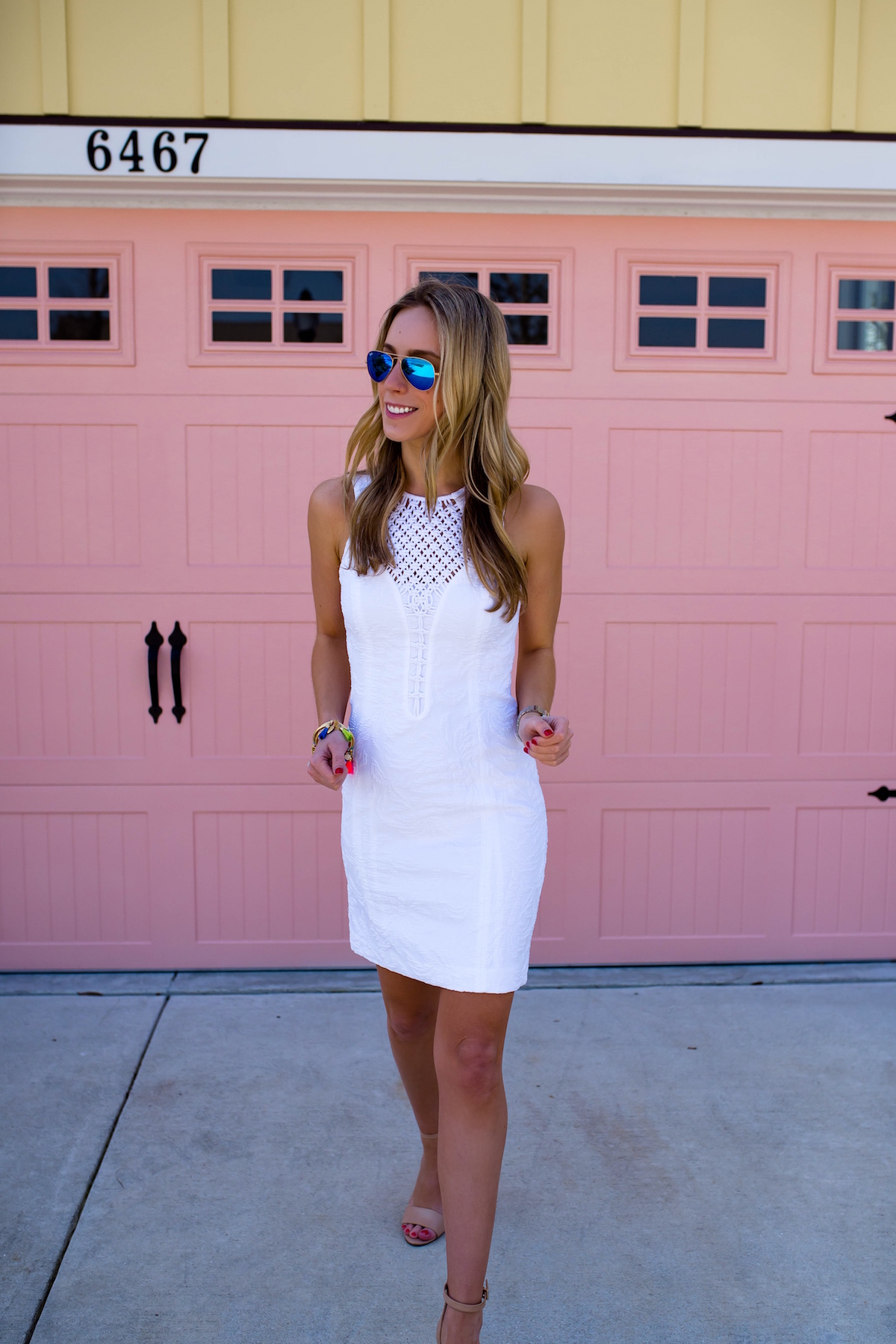 Lilly Pulitzer Keali Stretch Shift Dress