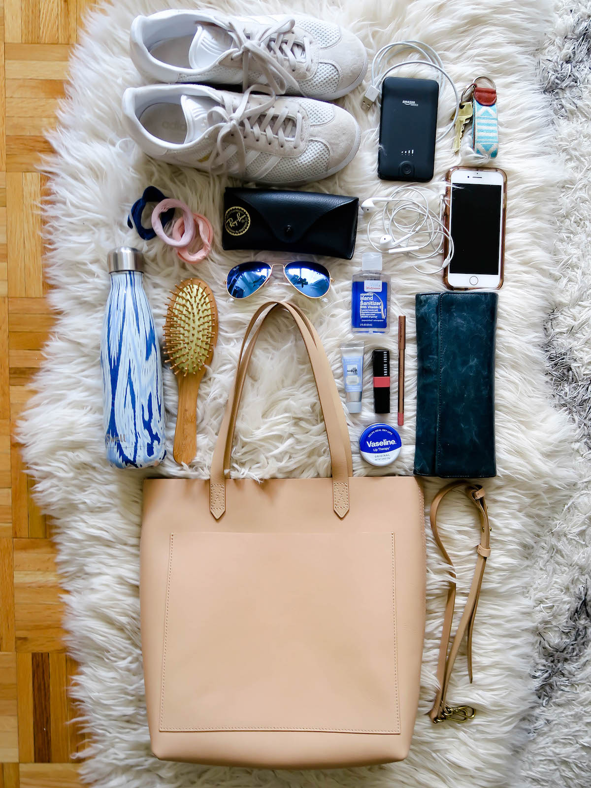 58371ce398c7 Madewell Medium Transport Tote Review