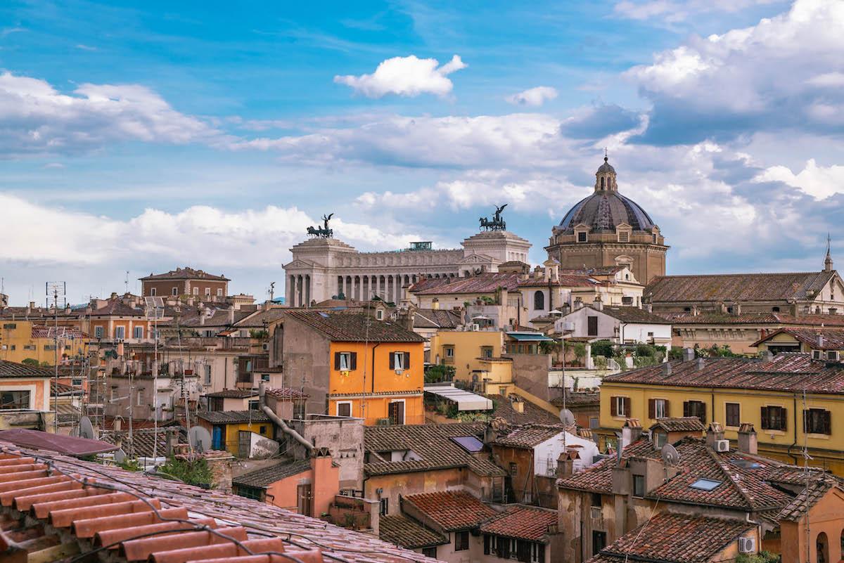 Rome City Views
