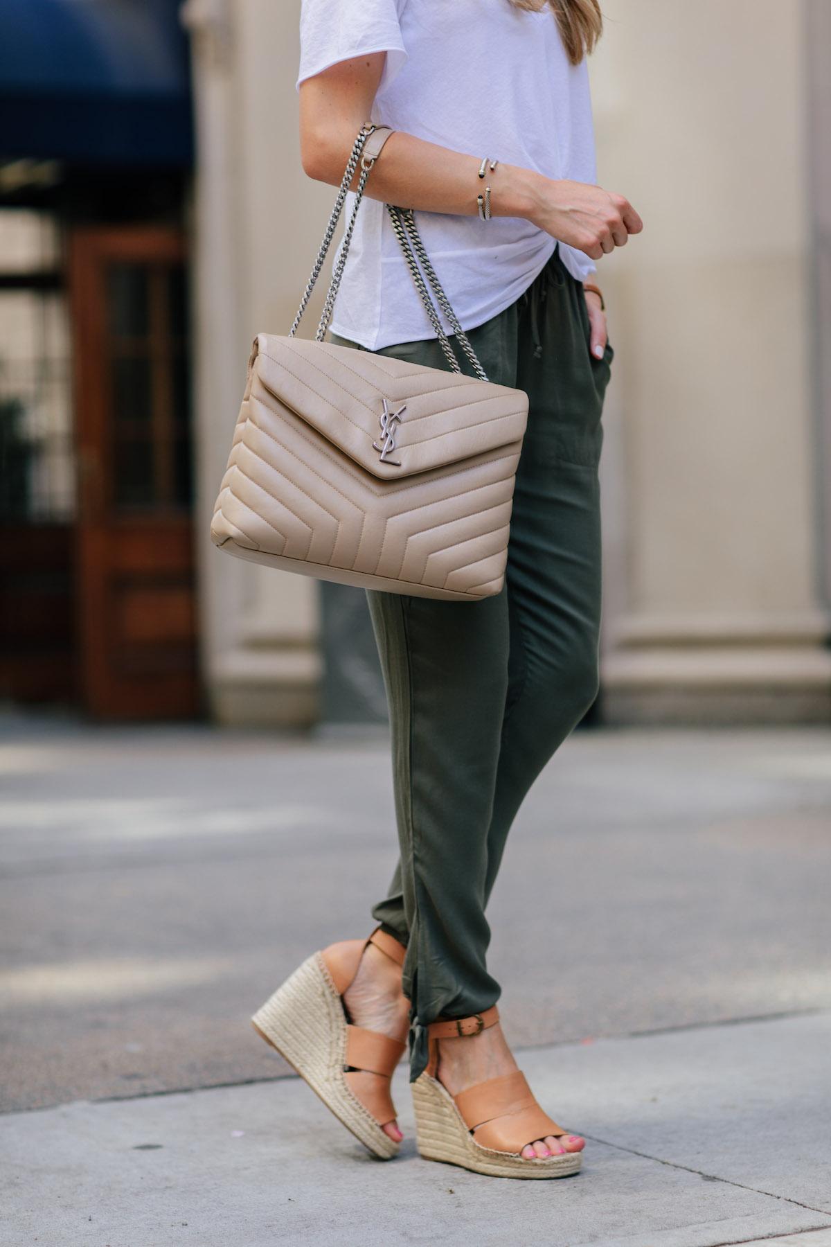 Saint Laurent LouLou Medium Chain Bag