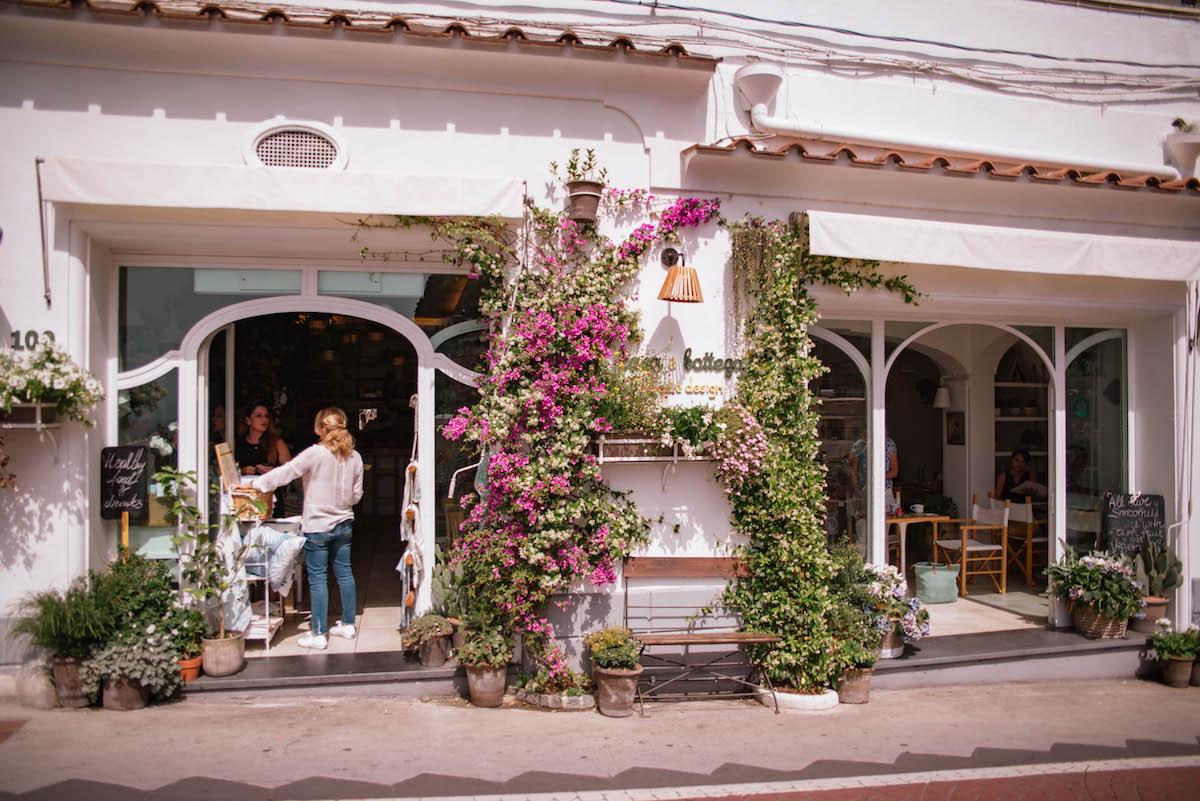 Casa E Bottega Positano Italy