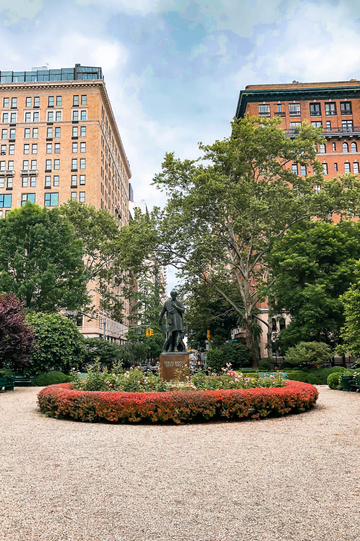 Gramercy Park New York