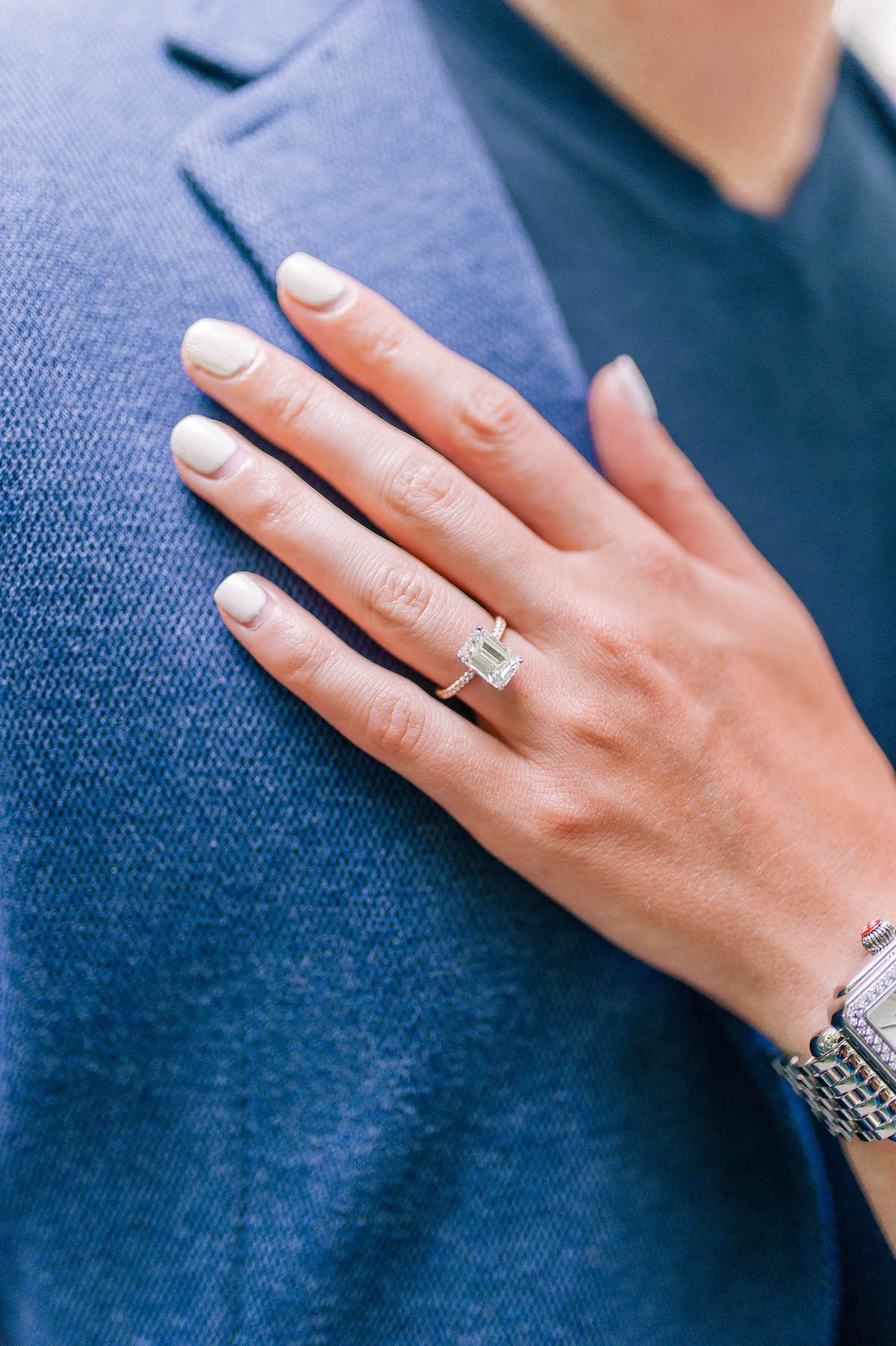 Katie's Bliss Engagement Ring
