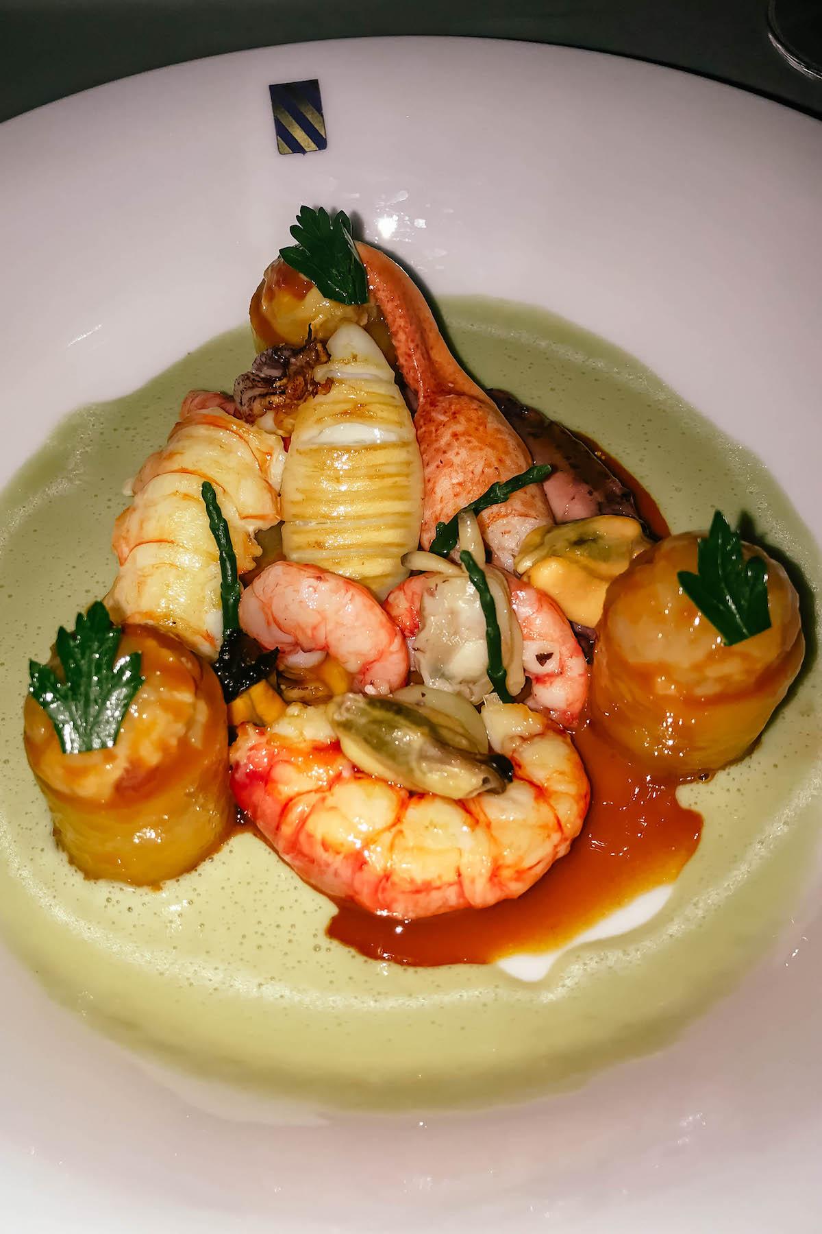 La Sponda Restaurant Positano Italy