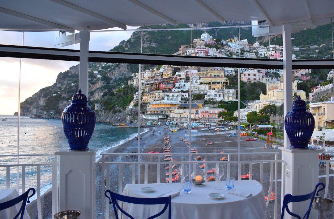 Rada Restaurant Positano Italy