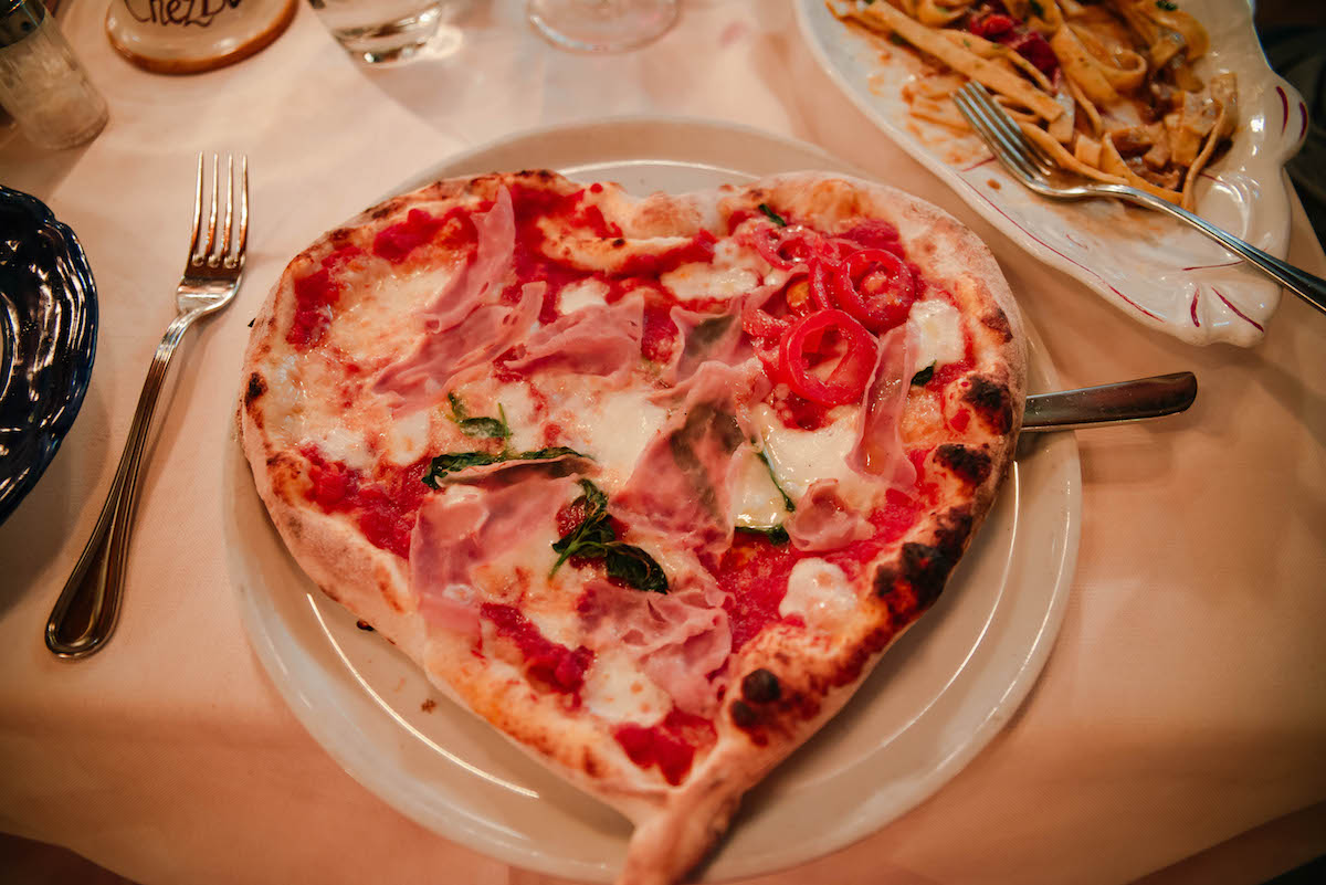 Ristorante Chez Black Positano Italy