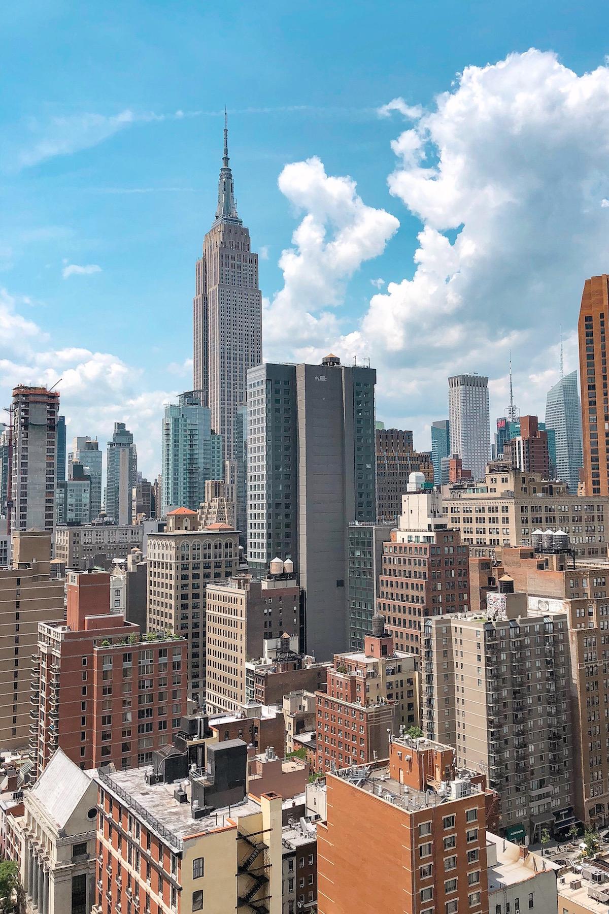 Summer 2018 New York City Bucket List