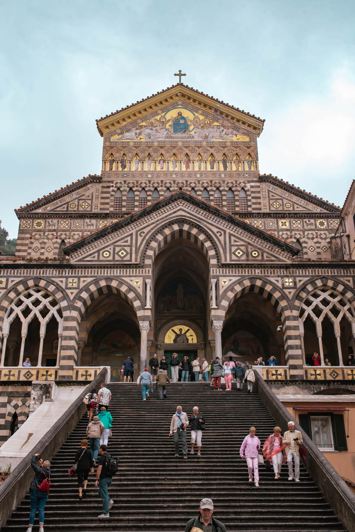 Amalfi Italy Cathedral