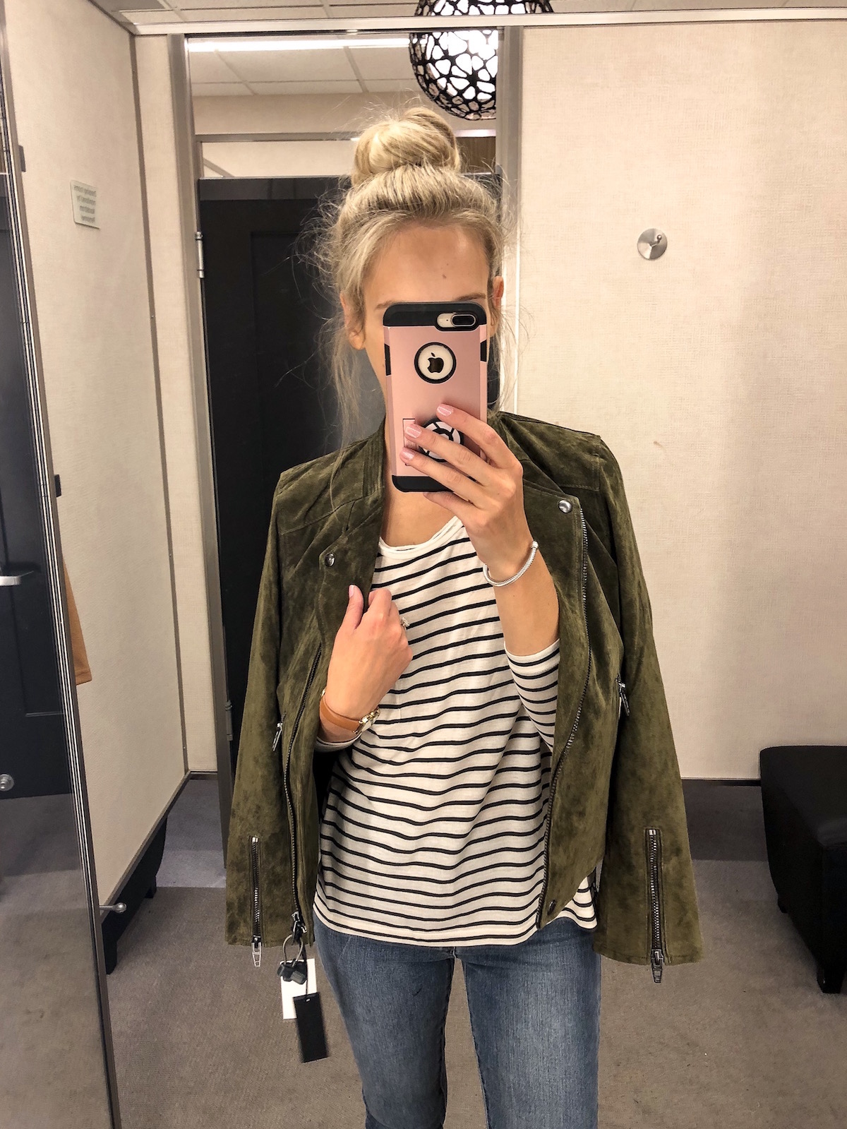 Blank NYC Faux Suede Moto Jacket - 10 Wardrobe Necessities Value Snagging At The Nordstrom Anniversary Sale