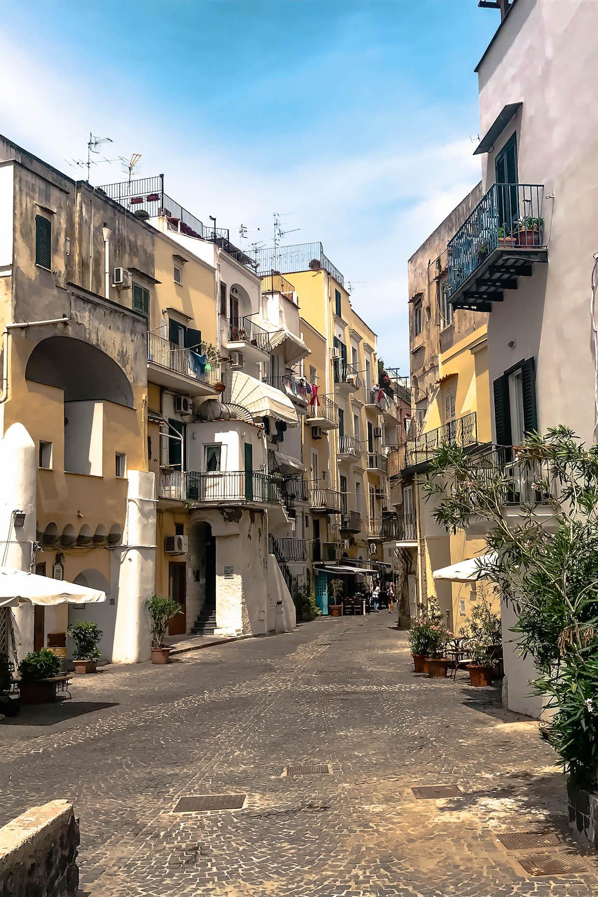 Ischia Travel Guide & Itinerary
