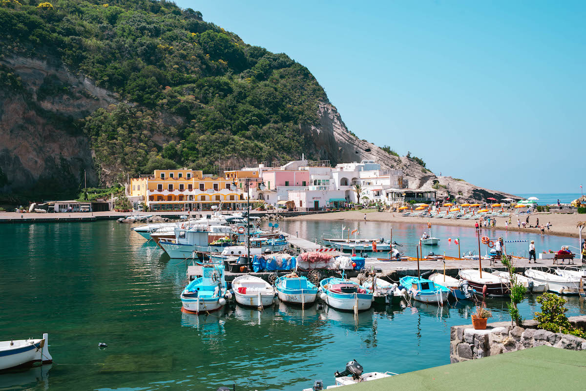 Ischia Italy Travel Guide Itinerary